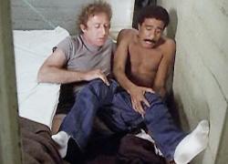 Gene Wilder and Richard Pryor in Stir Crazy