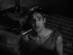 Marlon Brando in A Streetcar Named Desire.