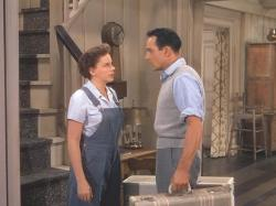Judy Garland and Gene Kelly in Summer Stock.