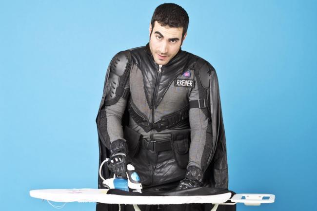 Brett Goldstein as SuperBob