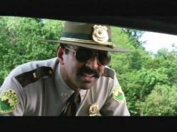 Jay Chandrasekhar in Super Troopers.