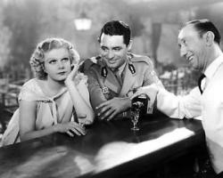 Jean Harlow and Cary Grant in Suzy.