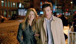 Jennifer Aniston and Jason Bateman in The Switch.