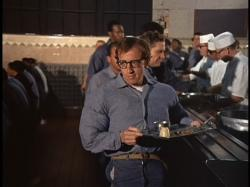 Woody Allen in Take the Money and Run.