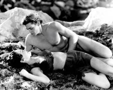 Tarzan and Jane bring sexy back to the jungle.