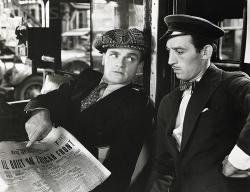 James Cagney in Taxi!