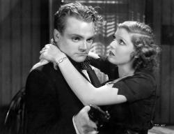 James Cagney and Loretta Young in Taxi!.