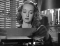 Bette Davis in That Certain Woman.
