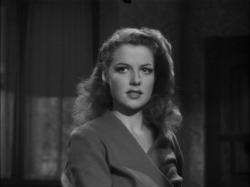Ann Sheridan in They Drive By Night.