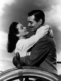 Rosalind Russell and Clark Gable in The Met in Bombay.