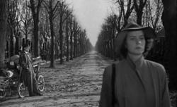 Joseph Cotten and Alida Valli in The Third Man.