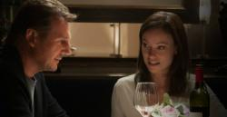 Liam Neeson and Olivia Wilde in Third Person.