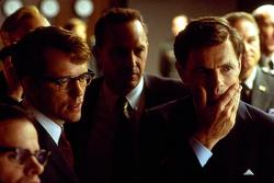 Steven Culp, Kevin Costner and Bruce Greenwood in Thirteen Days.