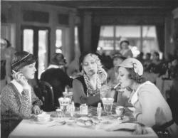 Bette Davis, Joan Blondell and Ann Dvorak in Three on a Match.