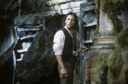 Guy Pearce in The Time Machine.