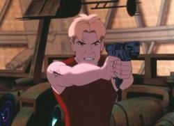 Matt Damon voices Cale in Titan AE.
