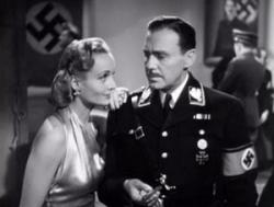 Carole Lombard and Jack Benny in To Be or Not to Be.