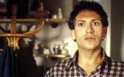 Harvey Fierstein in Torch Song Trilogy.