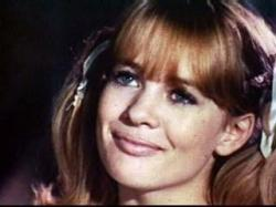 Judy Geeson in To Sir with Love.