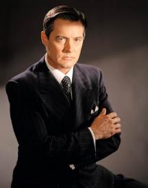 Kyle MacLachlan as Cary Grant in Touch of Pink