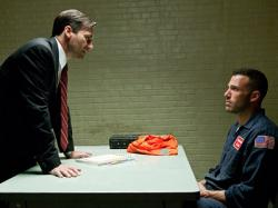 Jon Hamm and Ben Afleck in The Town.