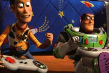 Woody and Buzz returned in Toy Story 2.
