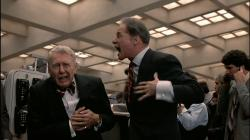 Ralph Bellamy and Don Ameche as the Duke brothers in Trading Places.