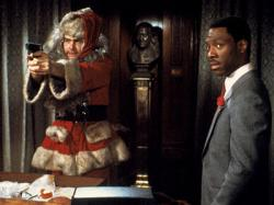 Dan Aykroyd and Eddie Murphy in Trading Places