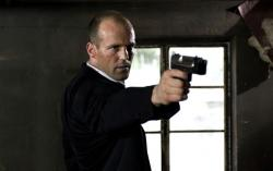 Jason Statham in The Transporter 2.
