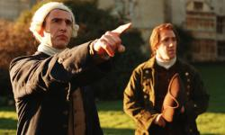 Steve Coogan and Rob Brydon in the movie within a movie in Tristram Shandy: A Cock and Bull Story.