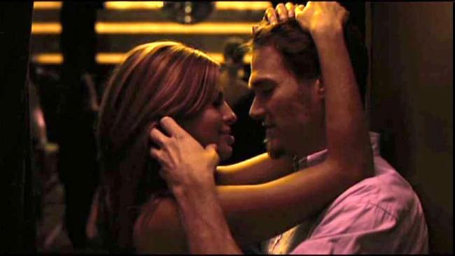 Eva Mendes and Billy Crudup in Trust the Man