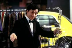 Jackie Chan in The Tuxedo.