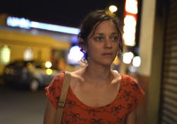 Marion Cotillard in Two Days, One Night.
