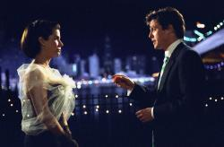 Sandra Bullock and Hugh Grant in Two Weeks Notice.