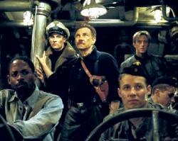 A tense moment in U-571.