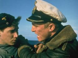 Mathew McConaughey plays it straight and tough onboard the U-571.