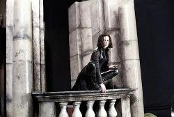 Kate Beckinsale in Underworld.
