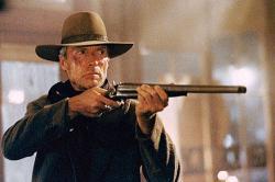 Clint Eastwood in Unforgiven.