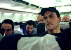 Corey Johnson, David Alan Basche, Christian Clemenson and Cheyenne Jackson in United 93