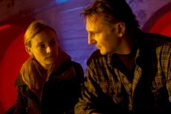 Diane Kruger and Liam Neeson in Unknown.