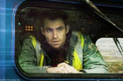 Chris Pine in Unstoppable