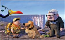 Kevin, Russell, Dug and Carl.