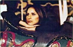 Barbra Streisand in Up the Sandbox