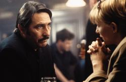 Ciaran Hinds and Cate Blanchett in Veronica Guerin.