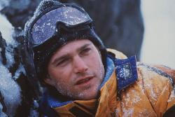 Chris O'Donnell in Vertical Limit.