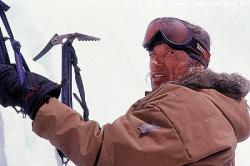 Scott Glenn in Vertical Limit.