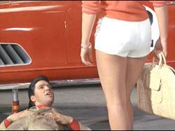 Elvis Presley meets Ann-Margret in Viva Las Vegas.