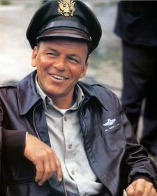 Reportedly Sinatra requested the movie change the ending of the book.