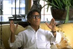 Dustin Hoffman steals Wag the Dog.