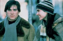 Billy Crudup and Jennifer Connelly in Waking the Dead